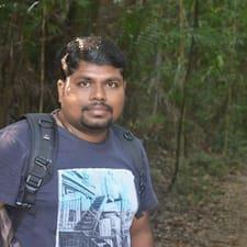 Profil utilisateur de Sridharan