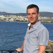 Profil Pengguna Jean-Marc