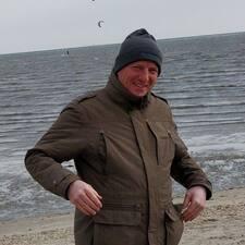 Christoph felhasználói profilja