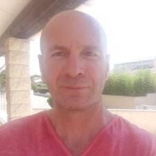 Jean Louis felhasználói profilja