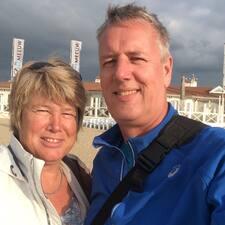 Profil utilisateur de Gunnar & Caroline