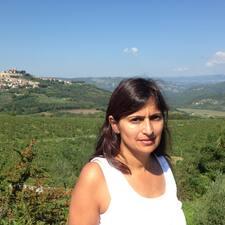 Profil utilisateur de Pritibala