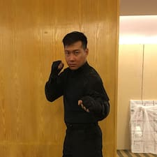 Chung felhasználói profilja