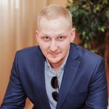 Andrey的用戶個人資料