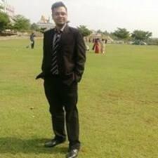 Perfil do usuário de Prakhar