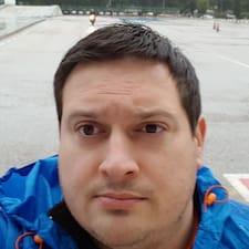 Antonio的用戶個人資料
