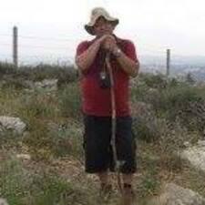 Användarprofil för Yehuda
