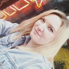 Profil Pengguna Niamh