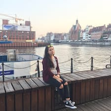 Profil utilisateur de Silvia