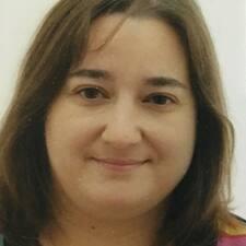 Zuriñe felhasználói profilja