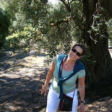 Ulrike felhasználói profilja