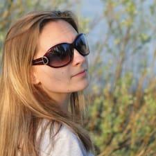 Nutzerprofil von Ksenia