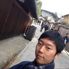 Perfil do utilizador de Sungwook