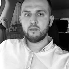 Adrian Cristian - Uživatelský profil