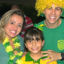 Karina Gomes - Profil Użytkownika