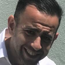 Abdelkarim felhasználói profilja