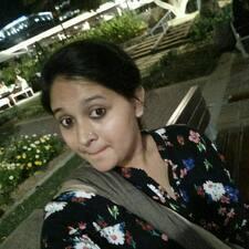 Ayesha felhasználói profilja