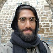 Shahram felhasználói profilja