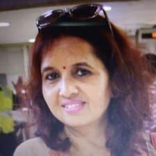 Gauri的用戶個人資料