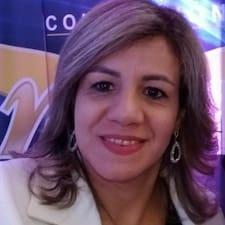 Sônia felhasználói profilja