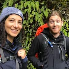 Rachel & David User Profile