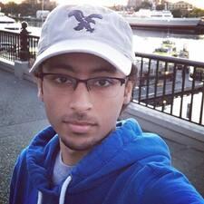 Profil utilisateur de Saleh