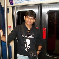 โพรไฟล์ผู้ใช้ Satyajit