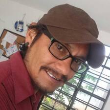 José felhasználói profilja