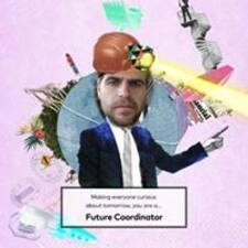 Profil utilisateur de Jaco