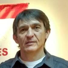 Angel Cipriano - Uživatelský profil