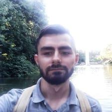 Vasyl felhasználói profilja