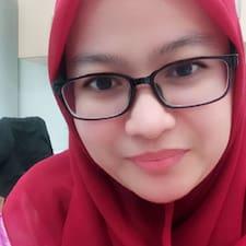 Användarprofil för Siti Hawa