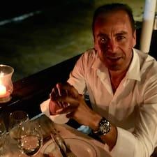 Profil Pengguna Abílio Lima