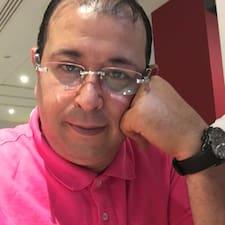 Mohamed Fares felhasználói profilja