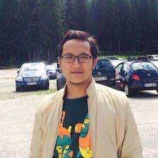 Profil Pengguna Mohamad Faritz