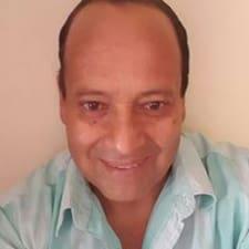 Profil Pengguna Victor Manuel
