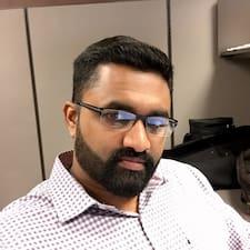 โพรไฟล์ผู้ใช้ Amudhan