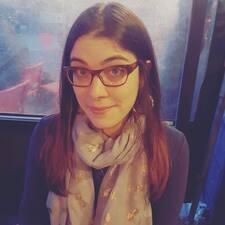 Profil utilisateur de Claire-Marie