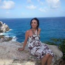 Gaelle Zouzou felhasználói profilja