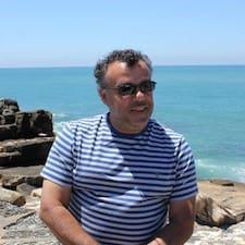 Firmino José的用戶個人資料