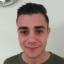 Dylan felhasználói profilja