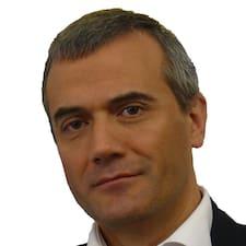 Gianmaria felhasználói profilja