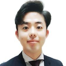 Profil utilisateur de JunHyoung
