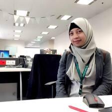 Profil utilisateur de Mafida Puspa