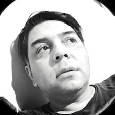 Användarprofil för Martin Miguel