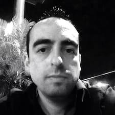 Henkilön José Fernando käyttäjäprofiili