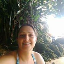 Karine Cristiane De Vargas felhasználói profilja