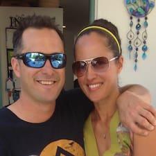 Angela & Anton - Uživatelský profil