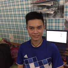 Phùng felhasználói profilja