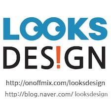Looksland - Uživatelský profil